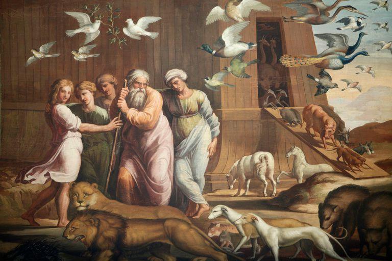 Noah's Ark Story