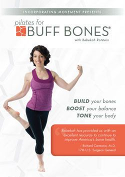 pilates for osteoporosis DVD