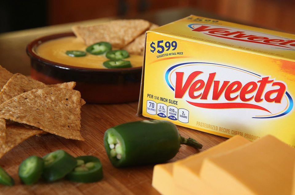 Velveeta Cheese and Dip