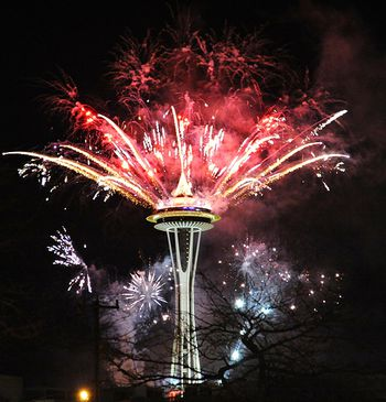 Fireworks Displays in and near Tacoma
