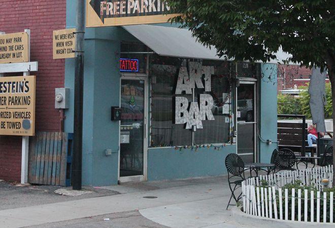 Art Bar, Columbia, SC