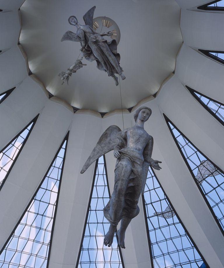 angel wings flying