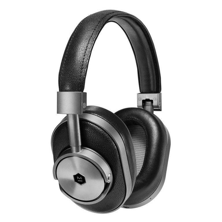 The Master & Dynamic Bluetooth wireless MW60 headphones in black