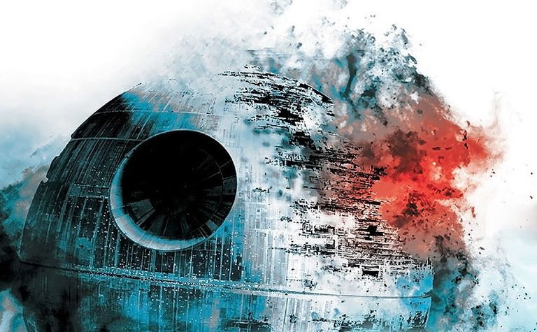 Star Wars: Aftermath book cover