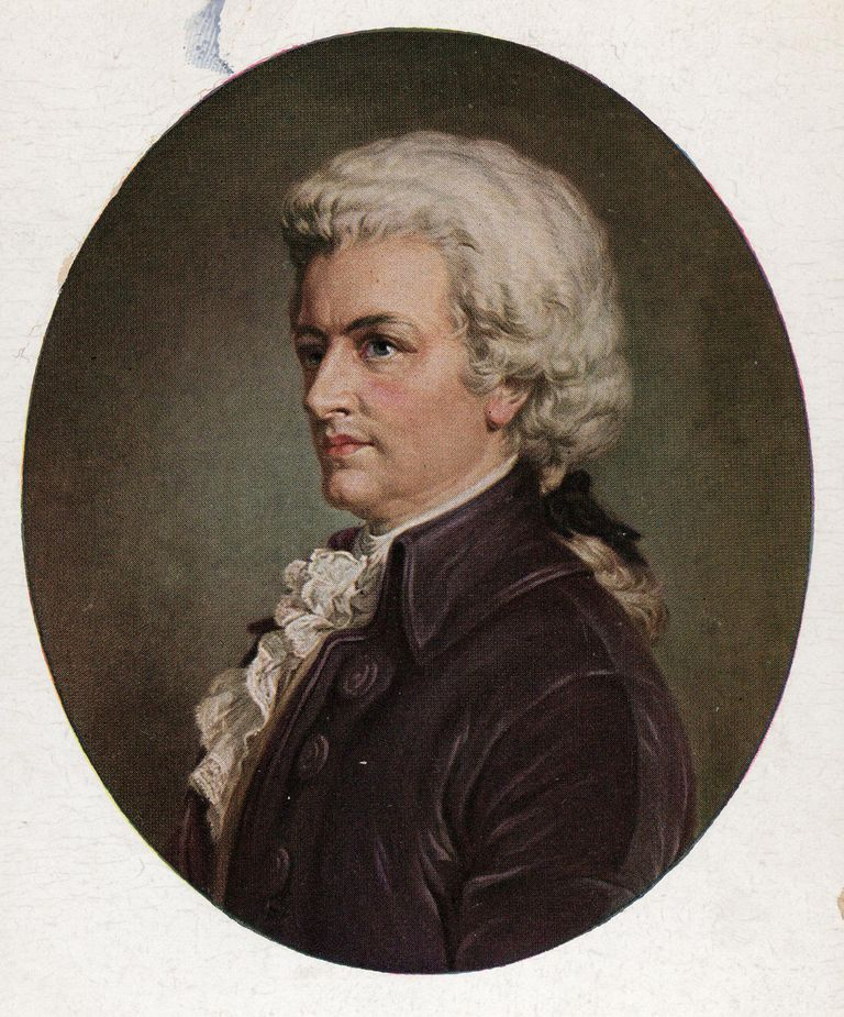 Wolfgang Amadeus Mozart, Classical Music Composer