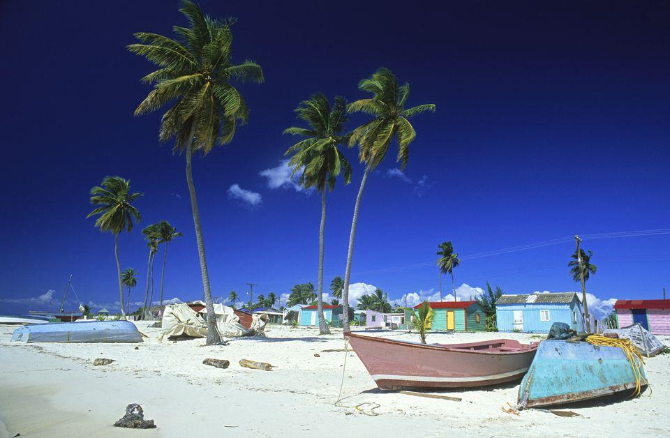 Dominican Republic, Samana Peninsula, Del Este National Park, Saona Island