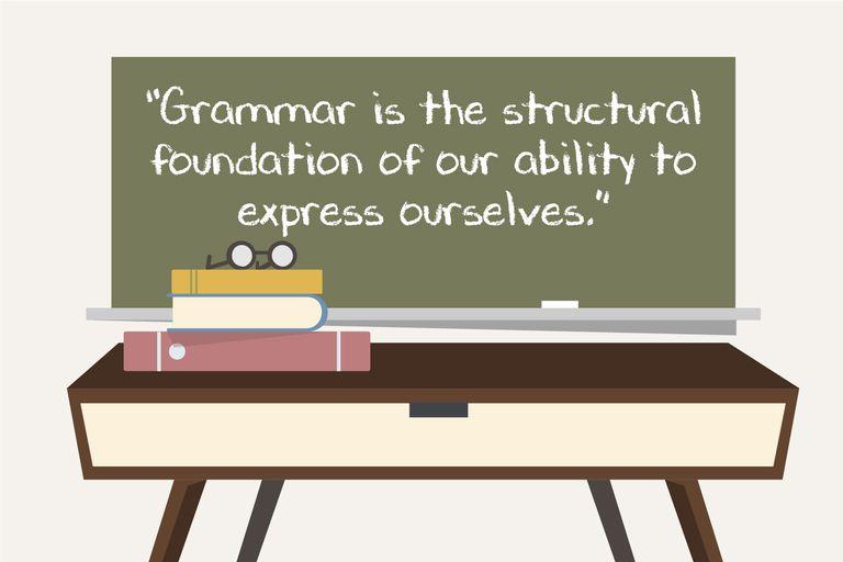 Grammar definition