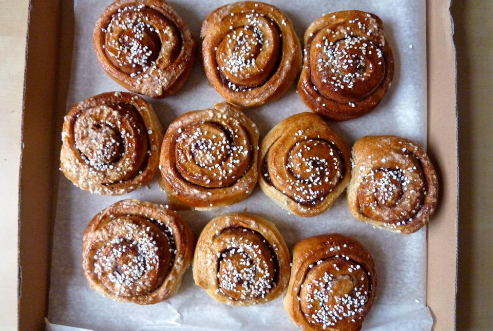 Recipes For Cinnamon Rolls Food Com