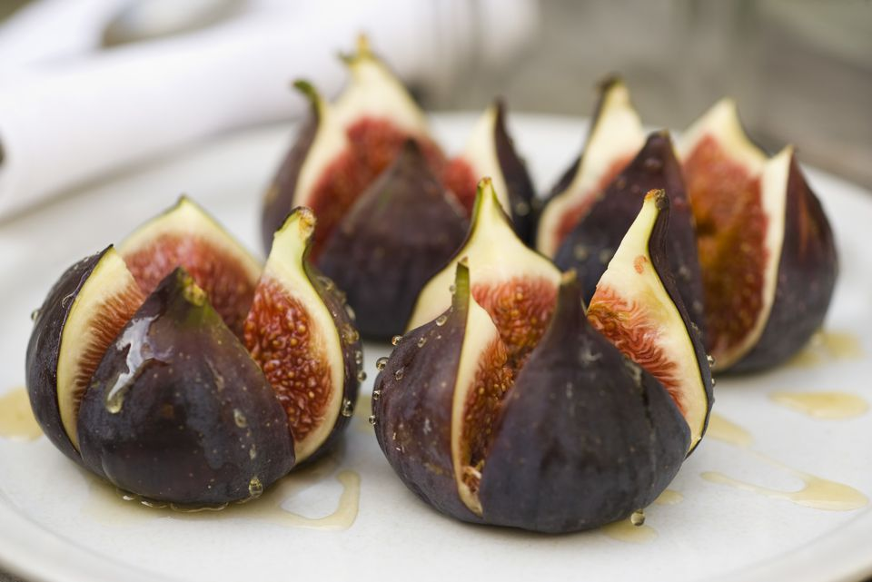 Prepared Figs