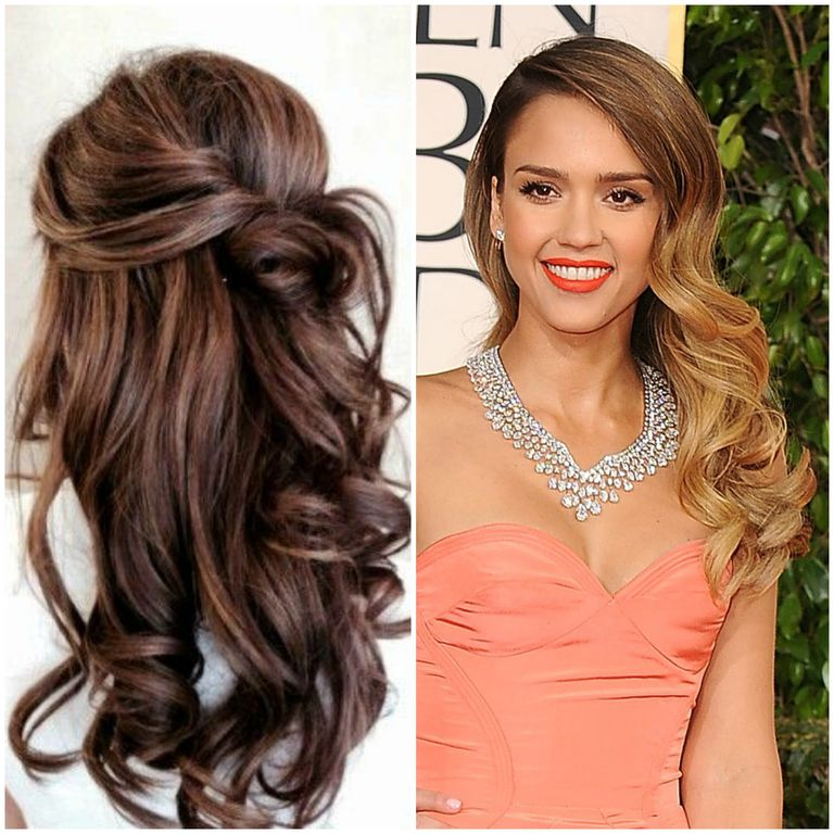 Long wavy hairstyles the best cuts colors and styles long wavy prom hairstylesg urmus Images