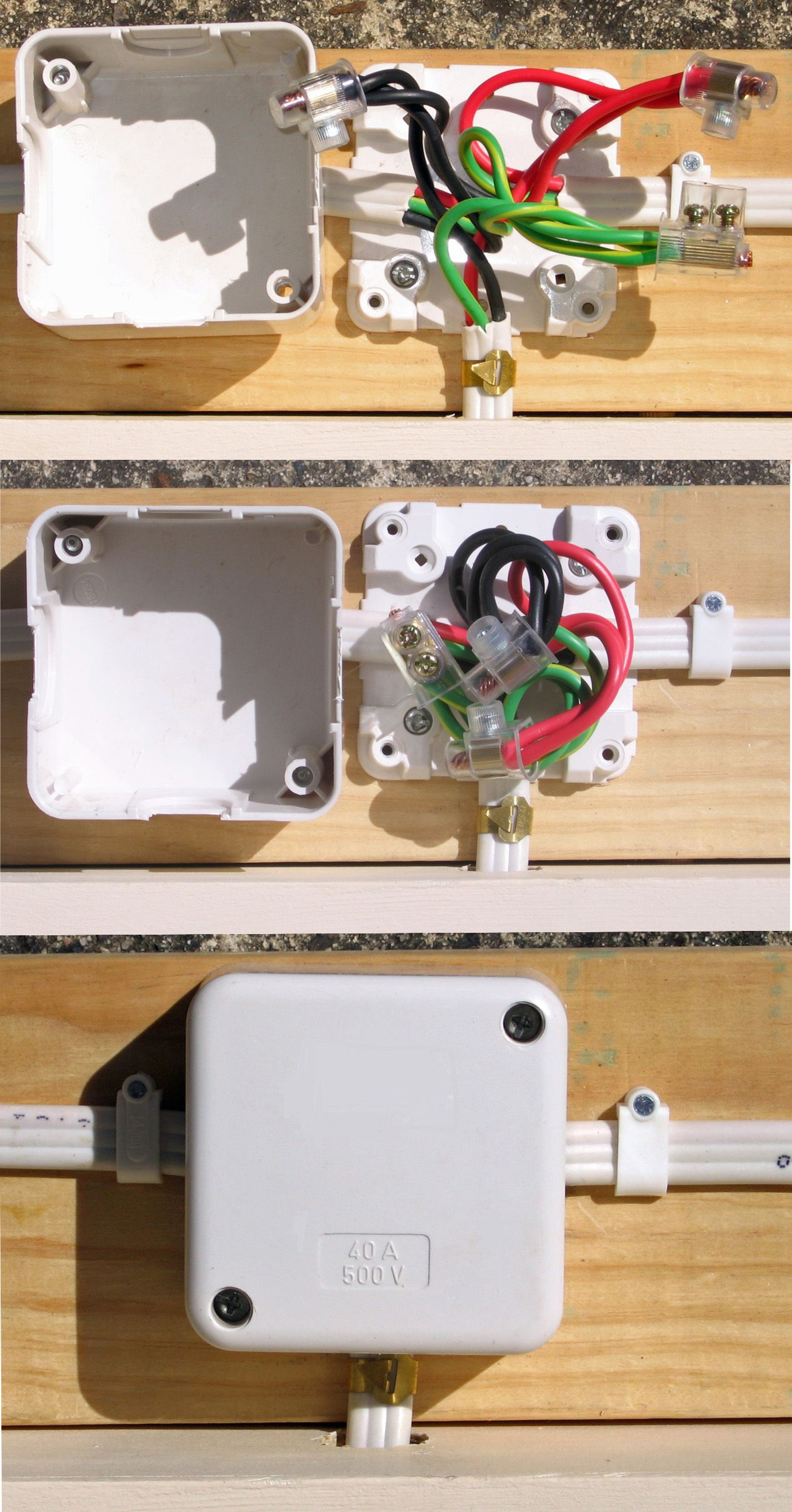 What Is Surface Mounted Wiring