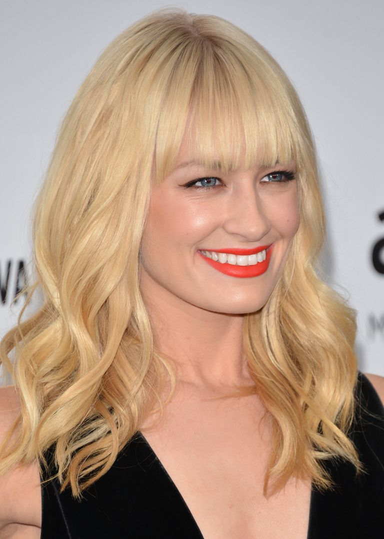 20 photos of blunt bang hairstyles