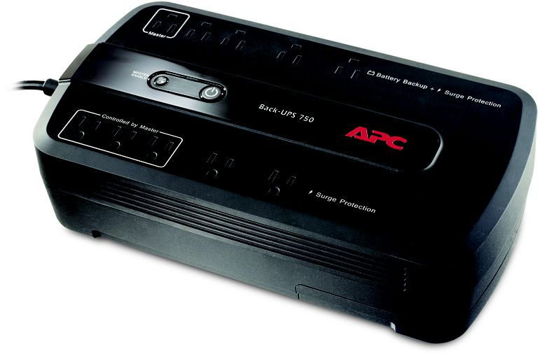 Photo of APC Power Saving Back-UPS 750