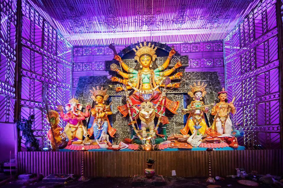 Durga Puja in Kolkata