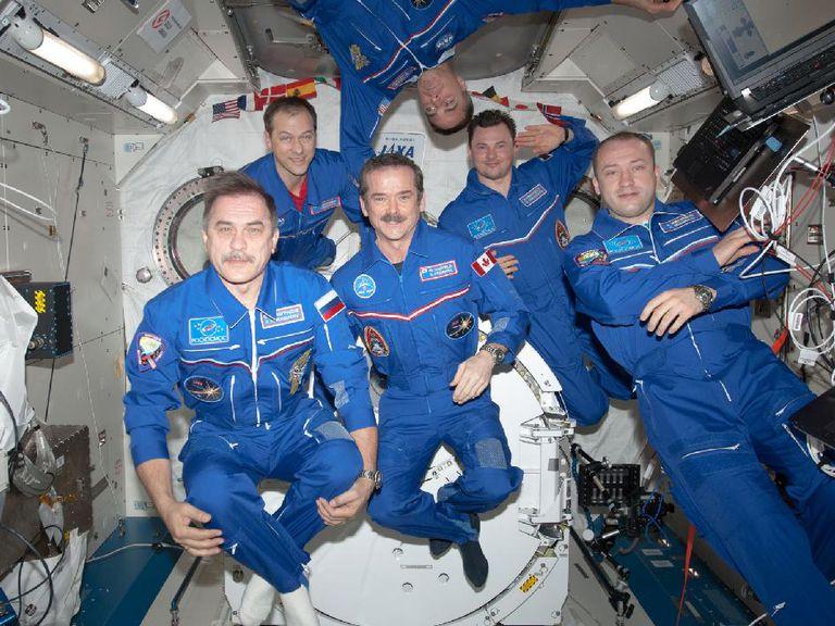astronaut jumpsuits