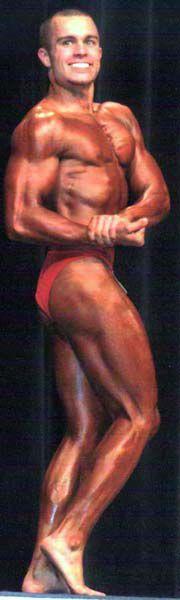 Teen Bodybuilding Champion Anthony Alayon