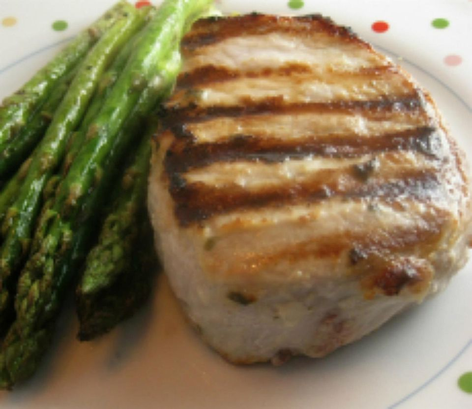 Ranch Marinated Pork Chop Recipe