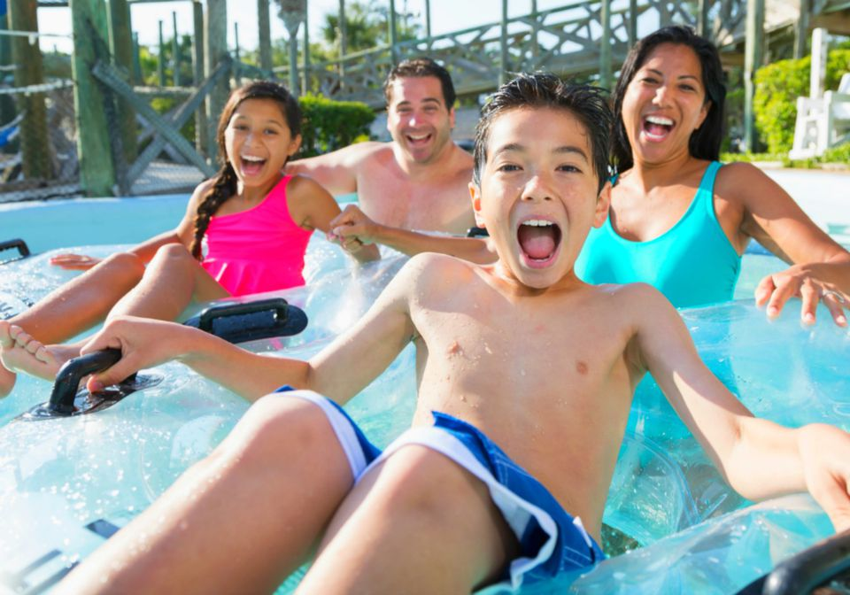 Best Orlando Hotels with Lazy Rivers