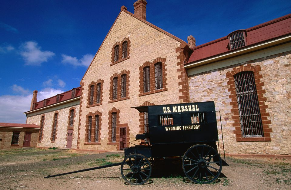 Wyoming Territorial Prison in Laramie, WY