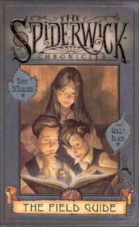 Cover Art of The Spiderwick Chronicles Book 1 - Children's Book Series of Fantasy Chapter Books