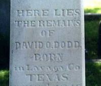 David O Dodd Boy Martyr