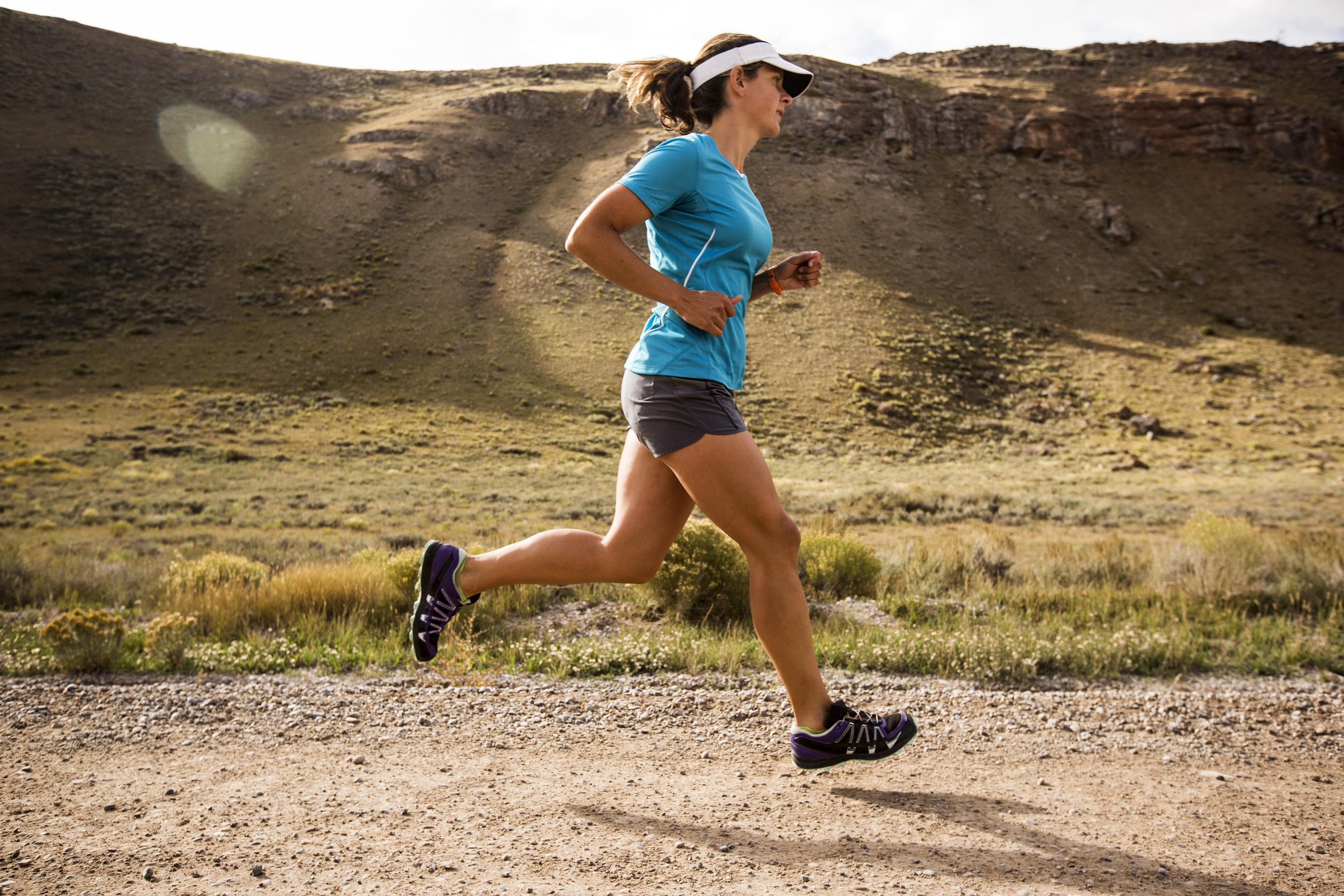 How Much Fat Can I Burn by Running?