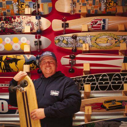 Open your own skateboard shop