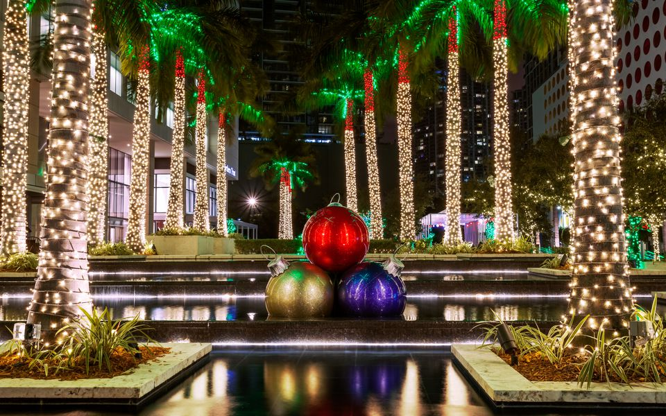Festive Miami and South Florida Christmas Events