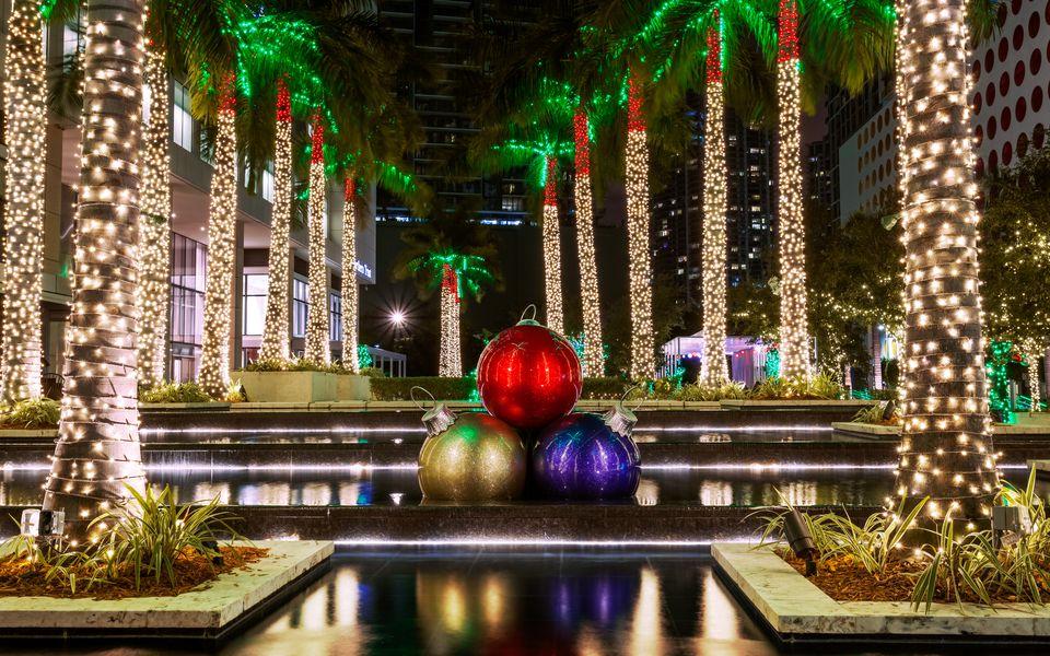Festive Miami and South Florida Christmas Events