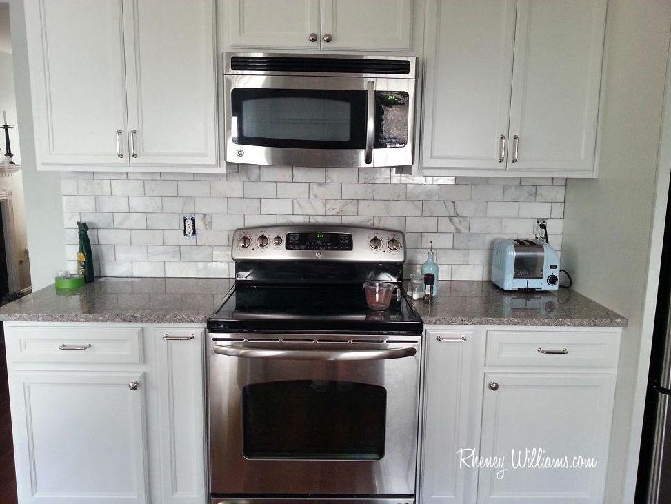 Kitchen Tile Backsplash Tricks For Dealing With Appliances, Outlets