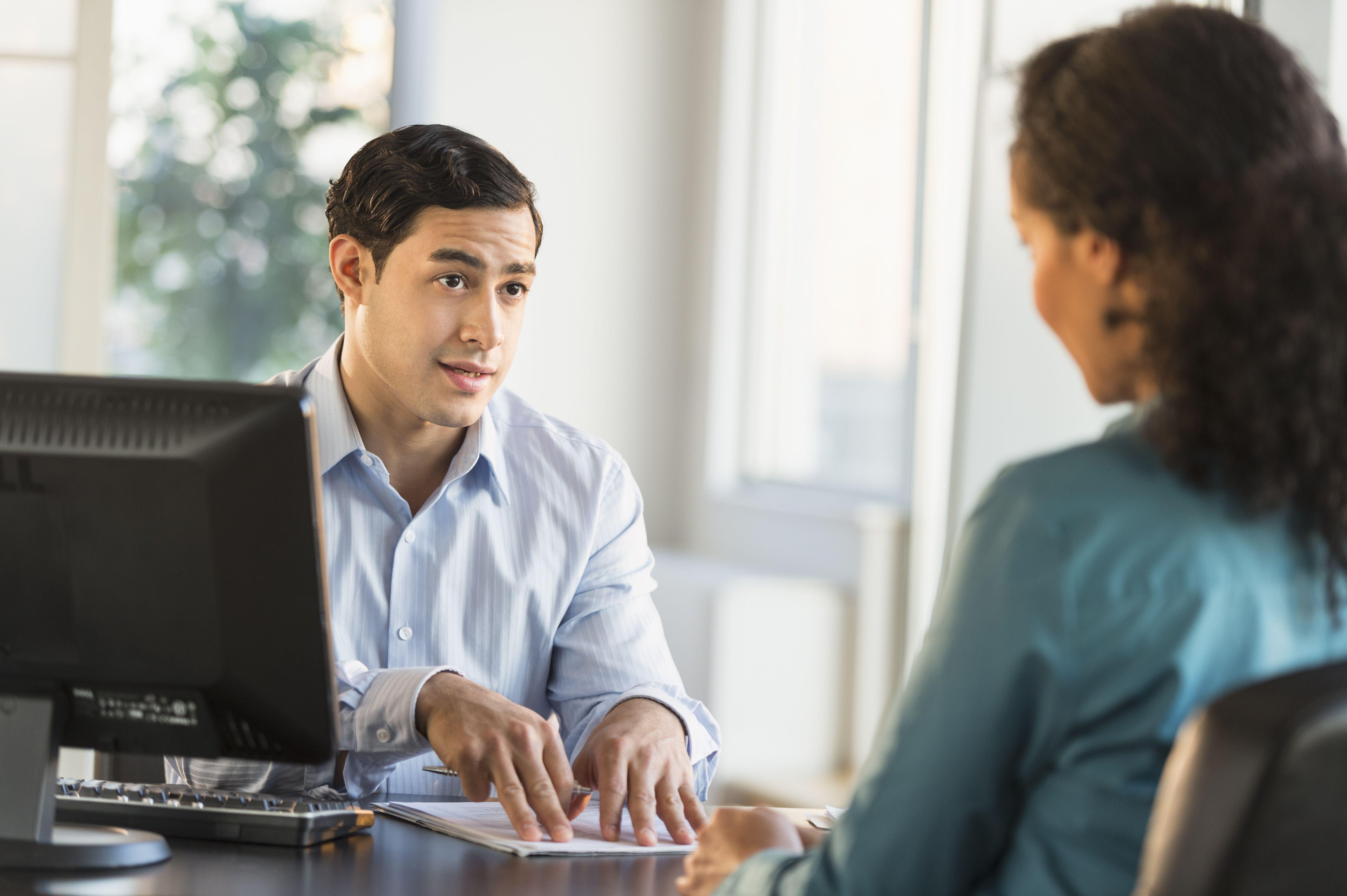 Casual Job Interview Attire