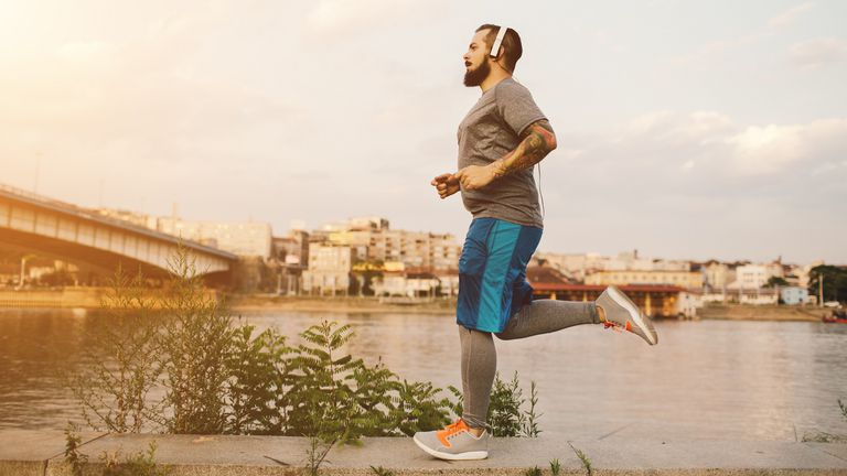 You could walk the entire 5k if you needed to, but training for it can significantly reduce your risk of injury and improve the health of your heart.