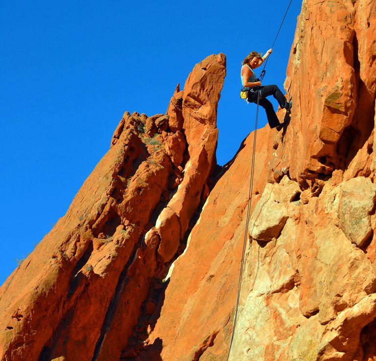Garden Of The Gods Colorado 39 S Best Climbing Destination