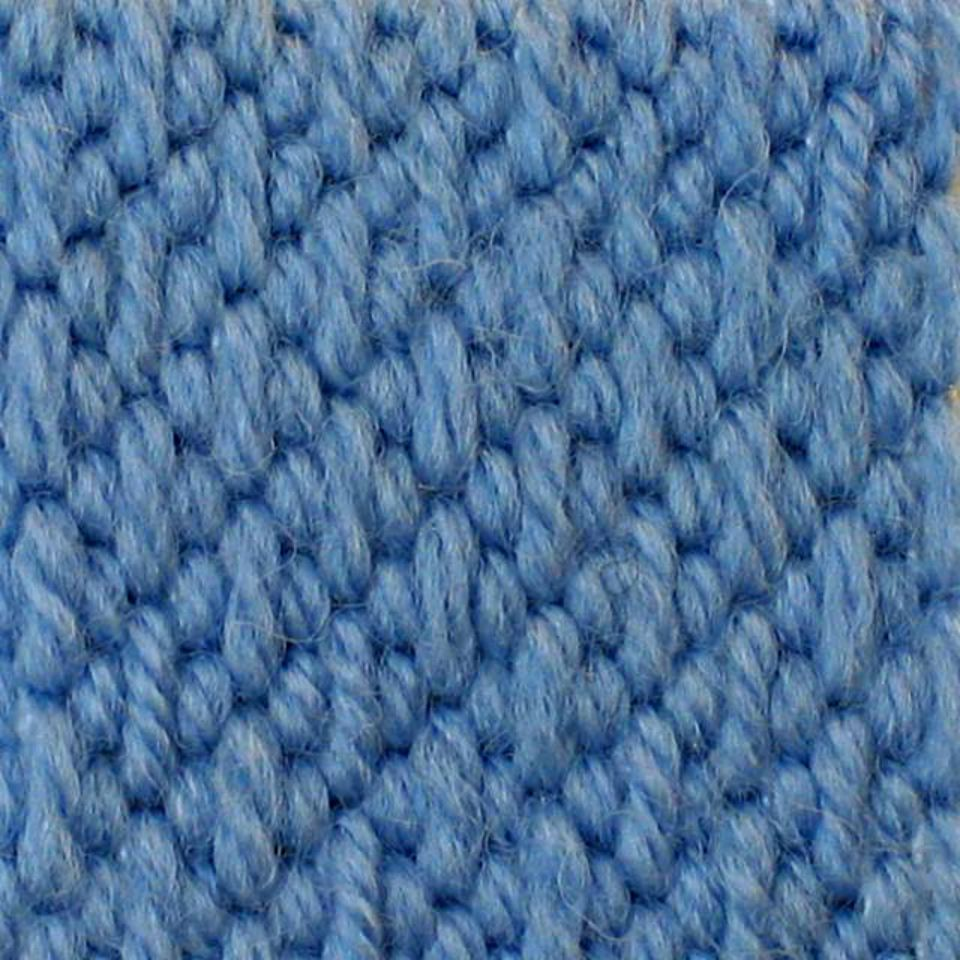 Hungarian Stitch Worked in One Color