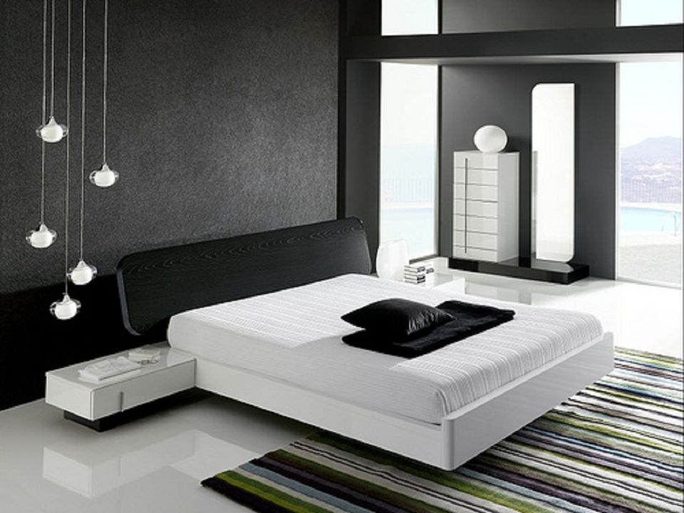 Contemporary Modern And Minimalist Bedroom Design