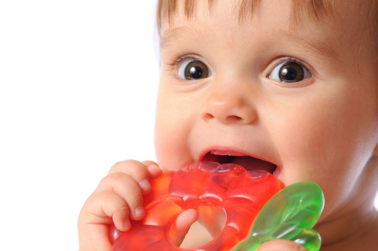 how to tell when teething starts