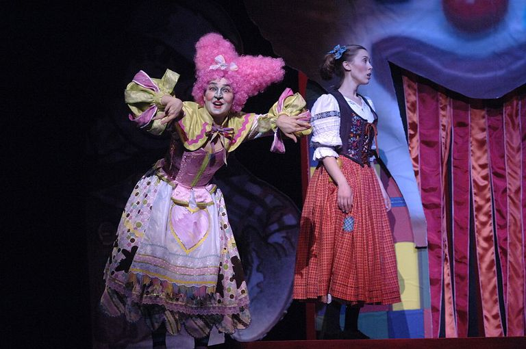 DuPage Opera Theatre Hansel And Gretel