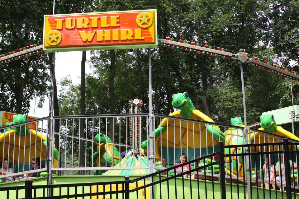 """Dutch Wonderland """"Turtle Whirl"""""""