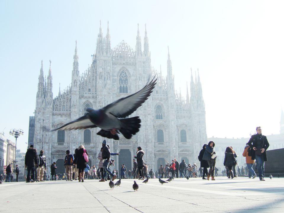 Duomo - Milan, Italy, Europe