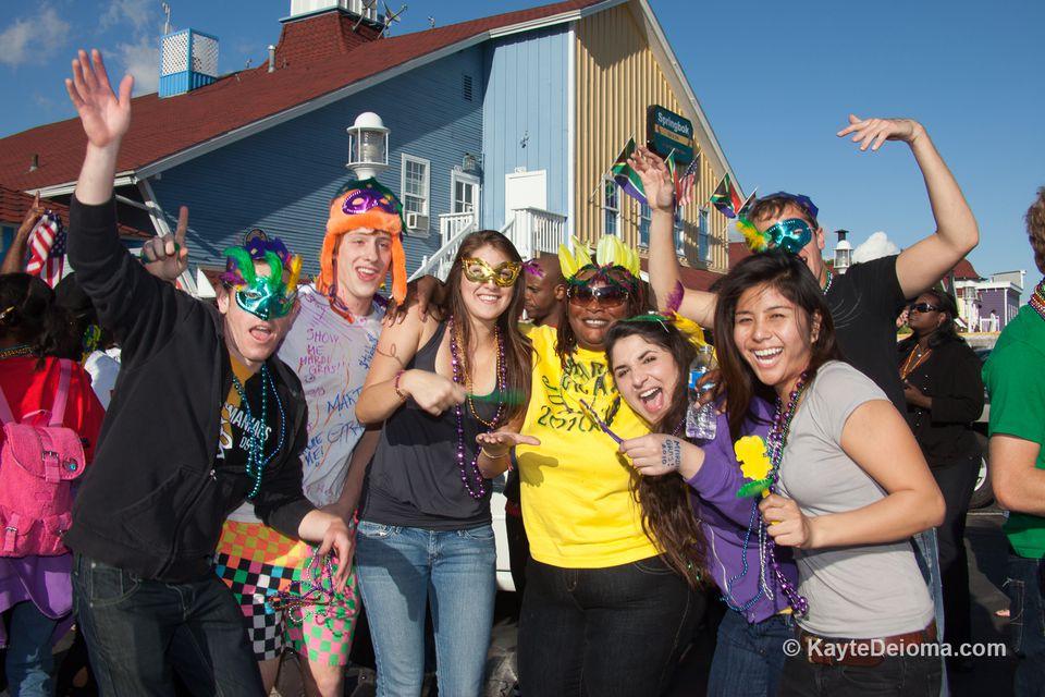 Long Beach Mardi Gras