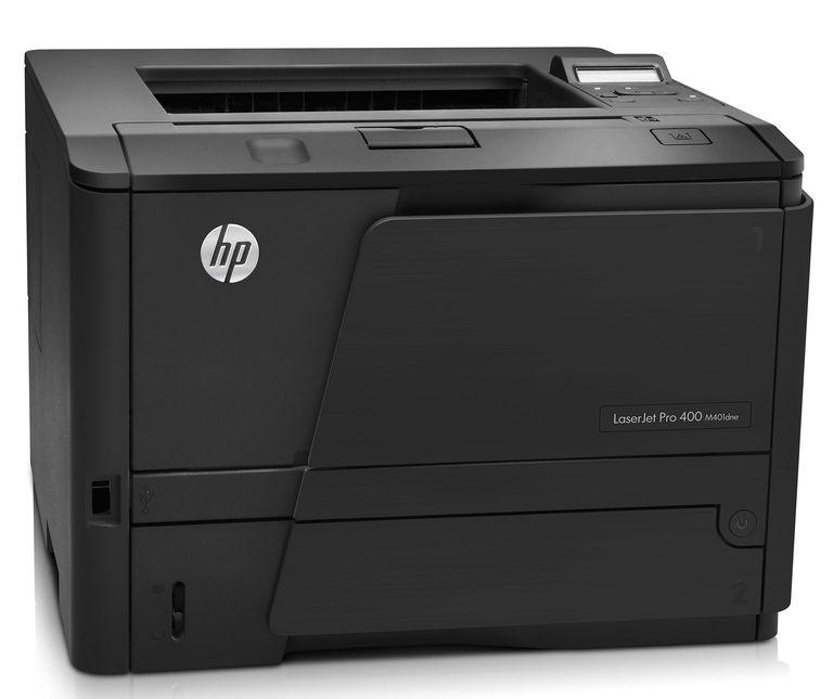 HP LaserJet Pro 400 monochrome laser