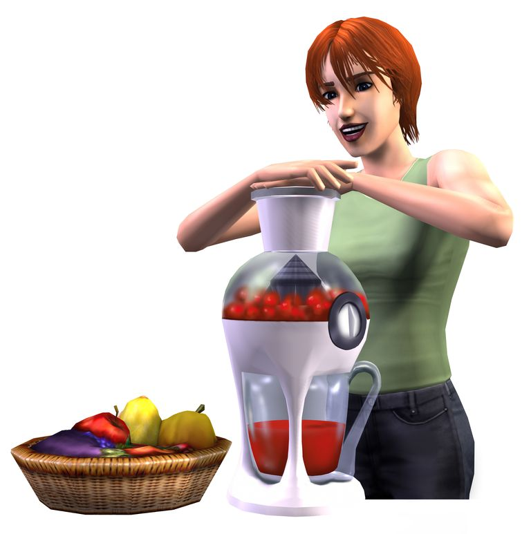 The Sims 2 Seasons Juicer