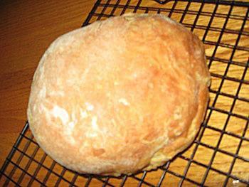 Small Rosemary Garlic Bread