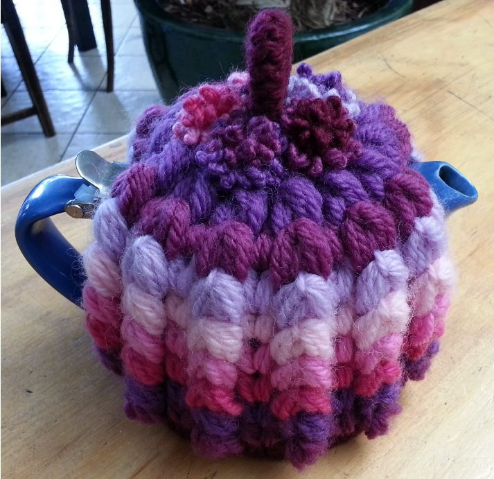 Vintage Tea Cosy Knitting Patterns Free : Free tea cozy crochet patterns