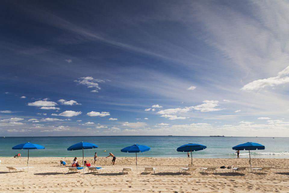 USA, Florida, Fort Lauderdale, Fort Lauderdale Beach