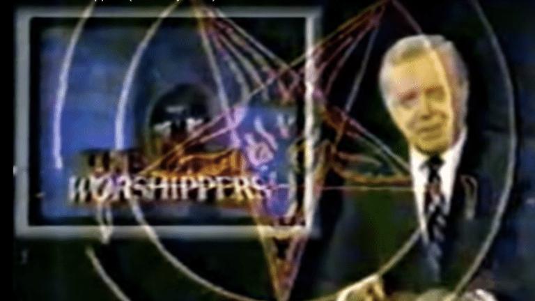 Broadcast of Satanic Panic