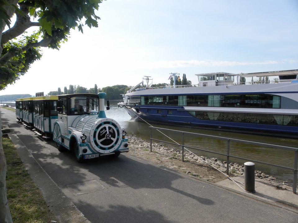 Rudesheim Choo-Choo Train