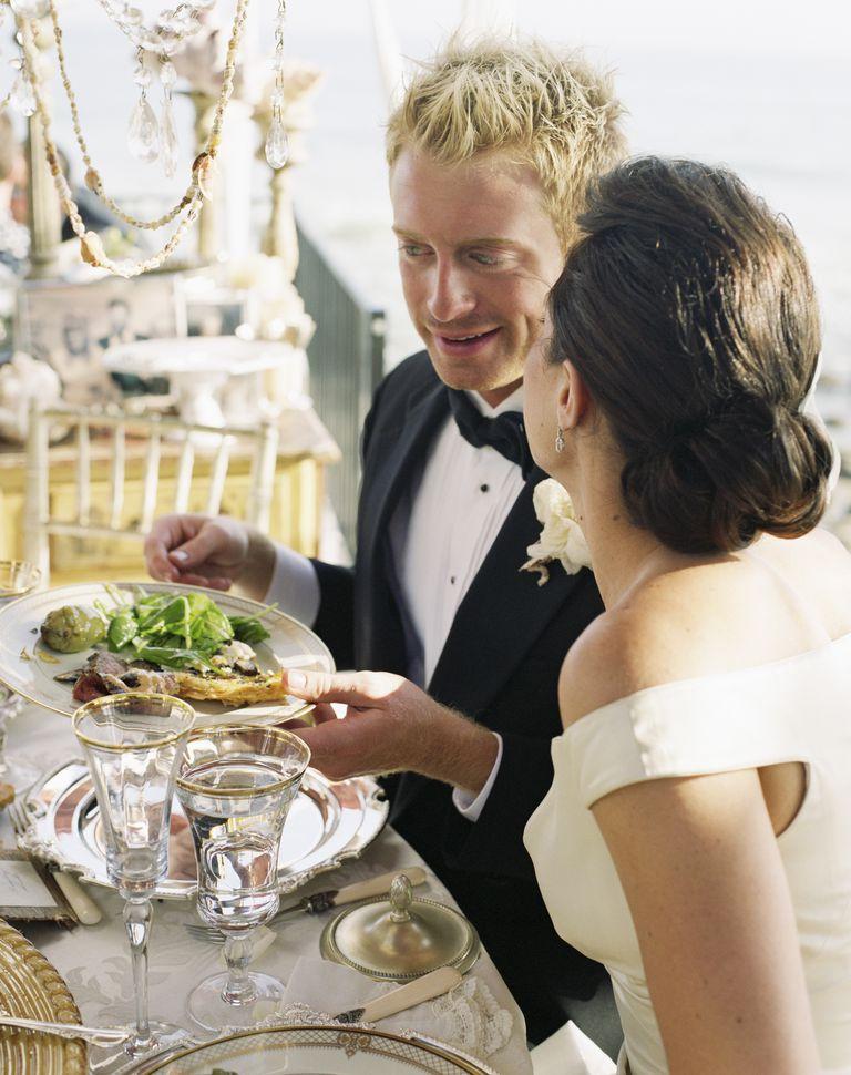 8 consejos para armar el menú de tu boda fácil y sencillo.