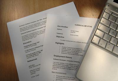 Curriculum Vitae (CV) Samples and Writing Tips