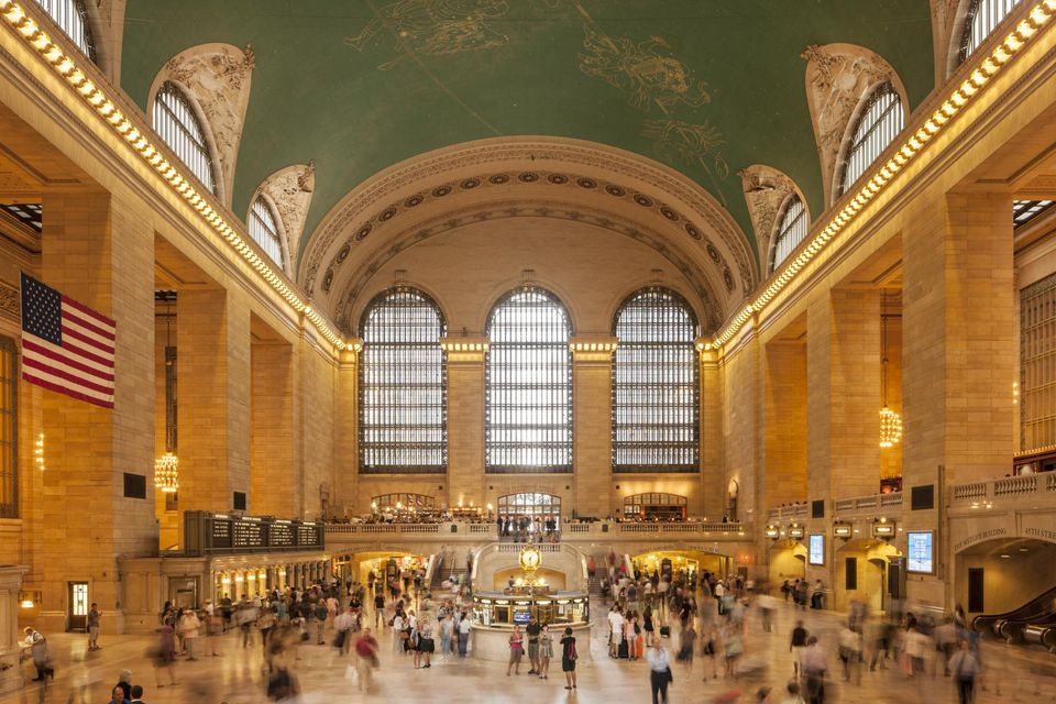 Grand Central Station, 42nd Street, New York